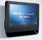 Asus All-in-One-PC Touchscreen